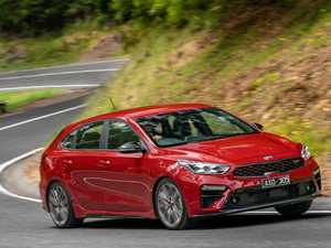Kia hatch is getting warmer with sporty persona