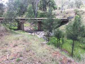 Emu Creek Hall Rd temporary closure for bridge renewal