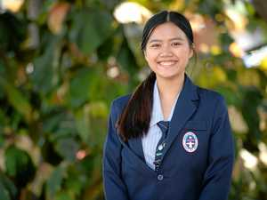 Year 12 student on the path to the top of the medical world