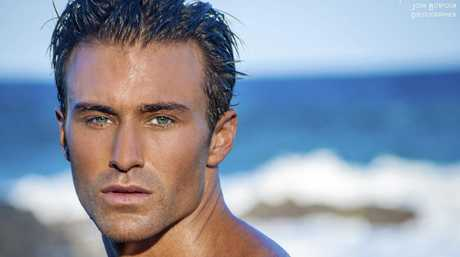 NAKED GROOM: Lennox Head resident and MAFS star Billy Vincent was featured in a recent Manscapes calendar.
