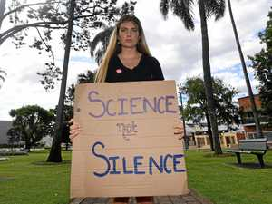 This Gympie student is leading hundreds of peers on strike