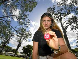Gympie student explains why she's leading hundreds on school strike
