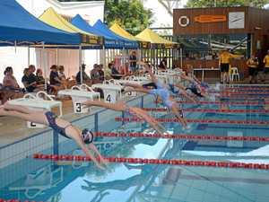 Junior swimmers make a splash at CQ championship