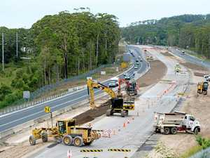Major change to Pacific Highway route