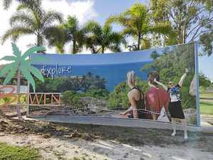 New signs showcase Bowen's beauty