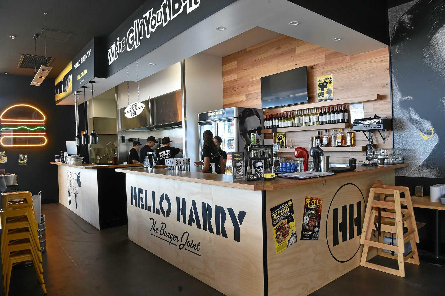 Hello Harry has opened at Stockland Birtinya.