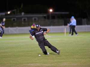 Mackay cricket final order takes shape