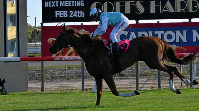 Boncosta leads all the way to take Murwillumbah Cup