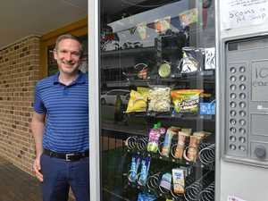 Food donations needed for homeless vending machine