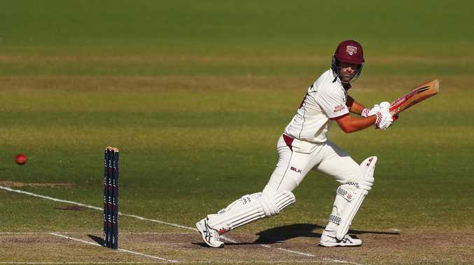 Joe Burns continues to impress ahead of the Ashes.