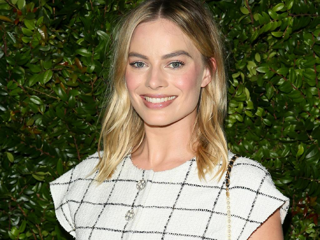 Actress Margot Robbie attends Charles Finch And CHANEL's 11th Annual Pre-Oscar Awards Dinner at Polo Lounge at The Beverly Hills Hotel. Picture: Jean Baptiste Lacroix/WireImage