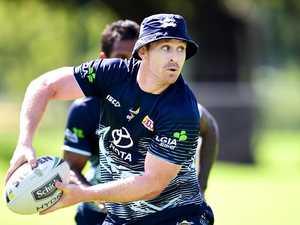 Morgan set for restructured halves role