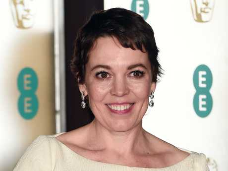 Olivia Colman is a favourite for this year's Oscars. Picture: Eamonn M. McCormack/Getty Images