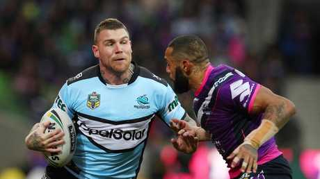 Josh Dugan is the highest profile player clubs may target. (Photo by Graham Denholm/Getty Images)