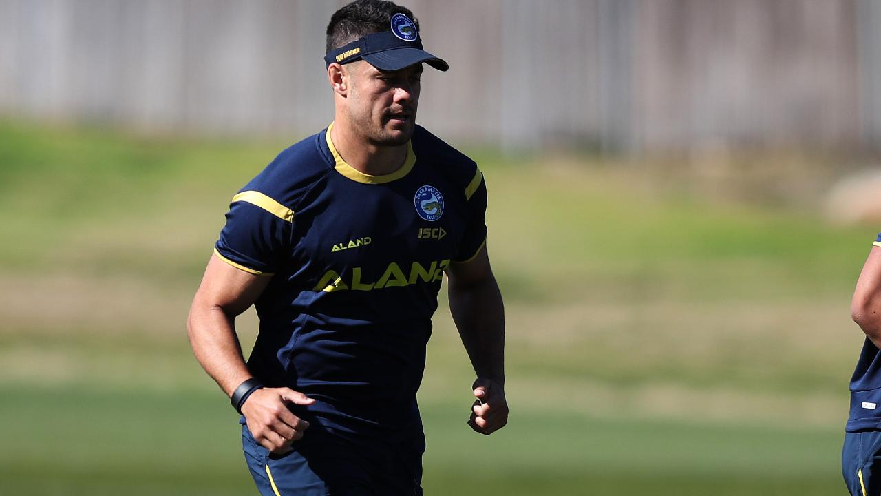 Hayne appears to have nowhere to go but Parramatta. (Brett Costello)