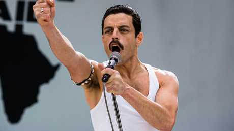 Um, Bohemian Rhapsody won the most Oscars today … OK.Photo Credit: Alex Bailey.