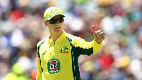 Peter Handscomb could be getting the thumbs up from Australian selectors. Picture: Getty