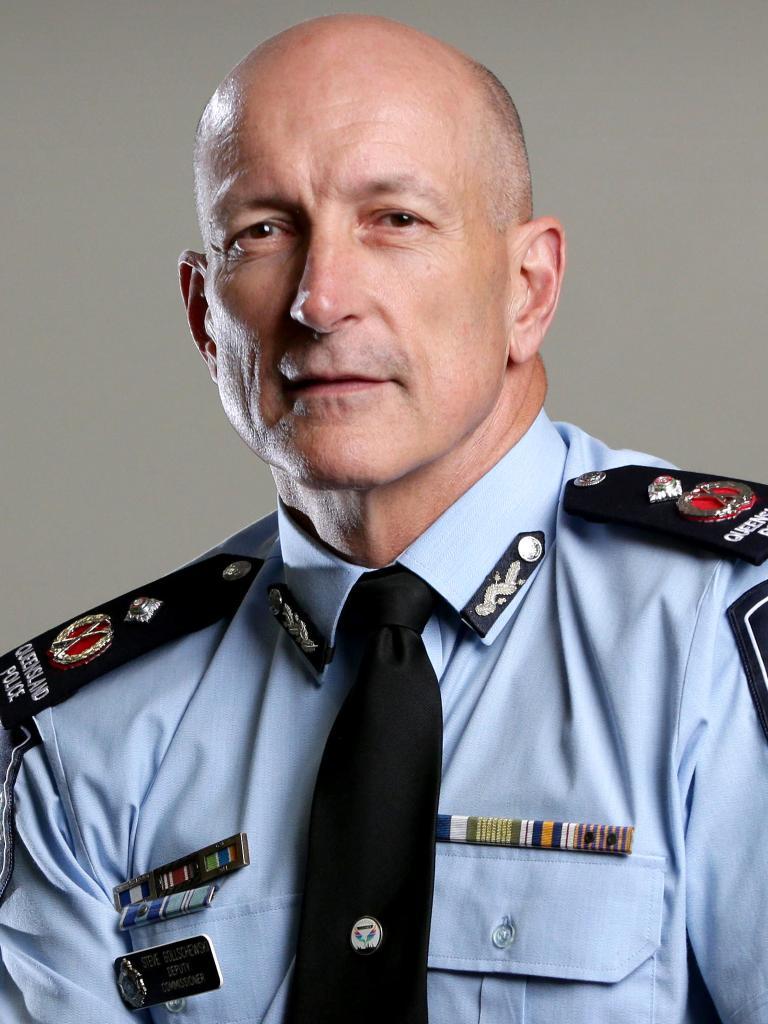 Deputy Police Commissioner Steve Gollschewski