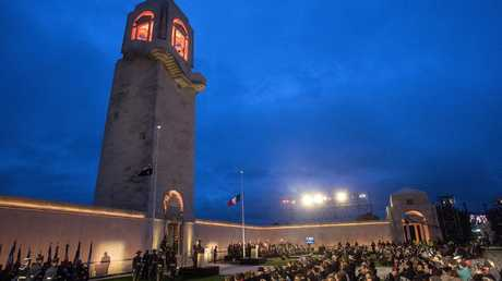 Dawn service at Villers-Bretonneux axed