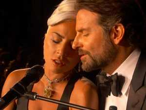 ELECTRIFYING MOMENT: Sexually charged Oscars duet