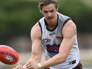 Bombers lock in Daniher return