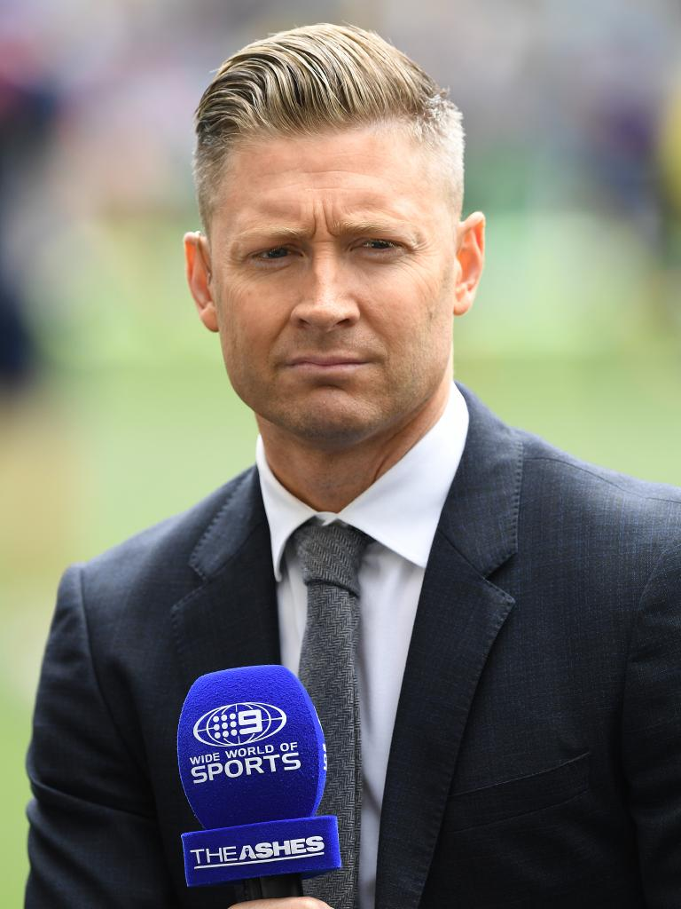 Former Australian captain Michael Clarke is unlikely to return. Picture: AAP