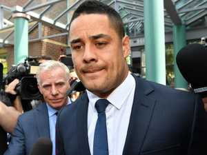 Rugby shuts door on Hayne