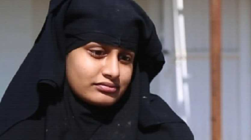 Shamima Begum has been stripped of her UK citizenship. Picture: Supplied