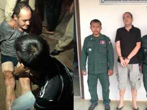 Australian restaurateur's drug arrest in Cambodia