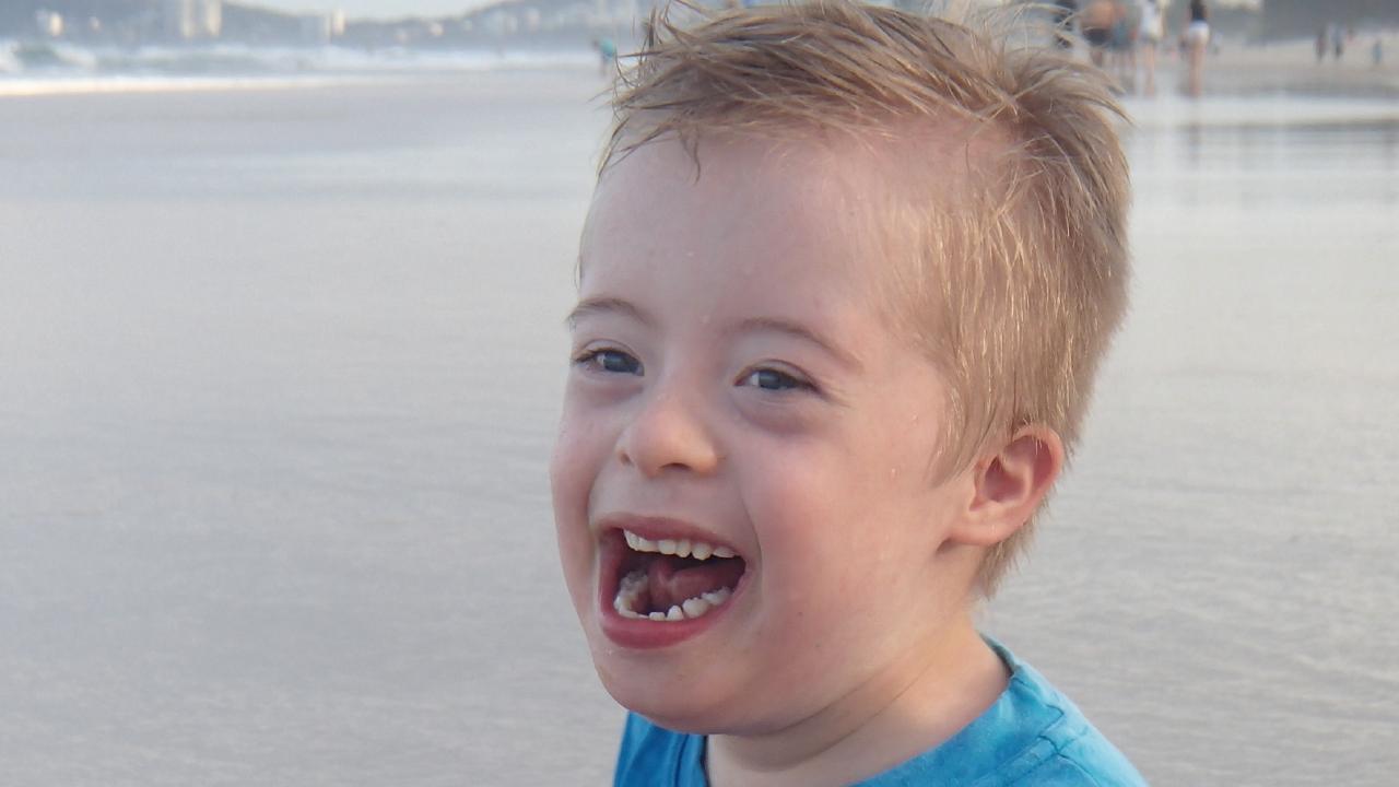 Elijah at six.
