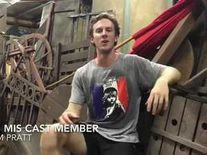Behind the scenes of the Bundaberg production of Les Mis
