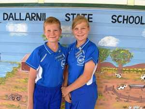 Twin power to lead Dallarnil State school