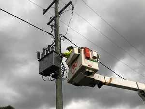 OUTAGE: Hundreds of homes without power