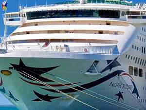 Gladstone to welcome back familiar cruise ship