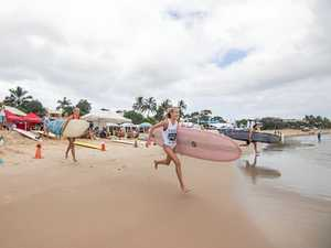 Hundreds of world's best set to hit Noosa surf festival