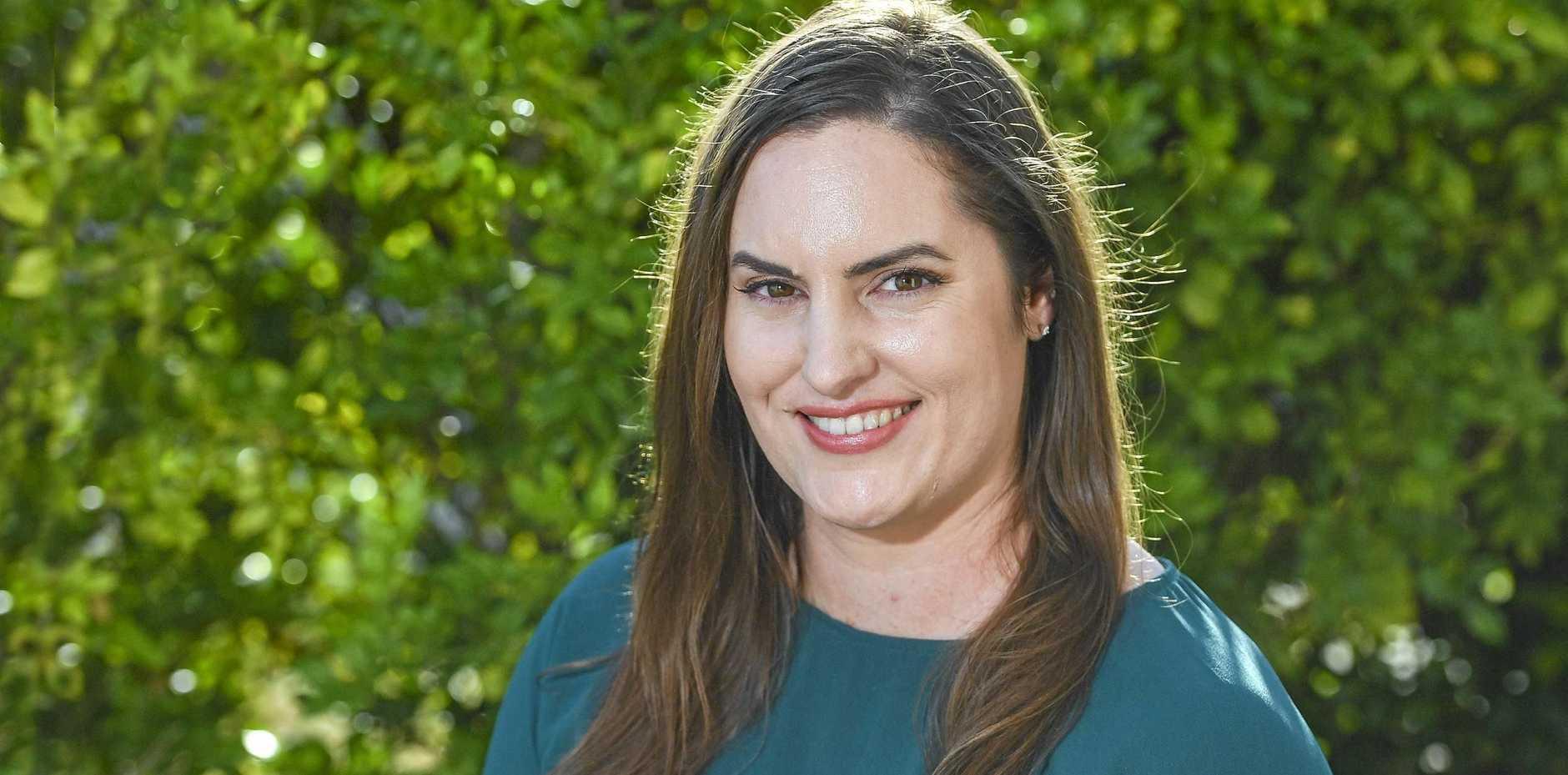 Megan Sheehan, Editor of the News Mail