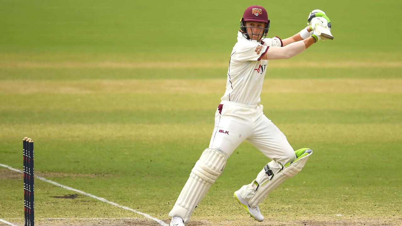 Marnus Labuschagne was used at first drop for Australia this summer. Picture: Getty