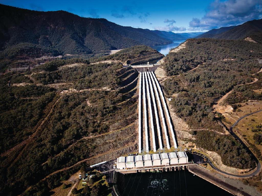 Expansion of Snowy Hydro scheme approved. Picture: Snowy Hydro Limited