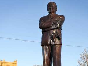 The five strangest sporting statues