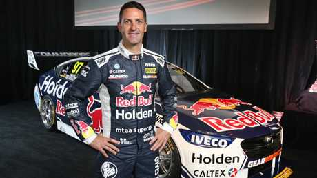 Jamie Whincup is confident there is plenty left in the tank. Picture: David Caird