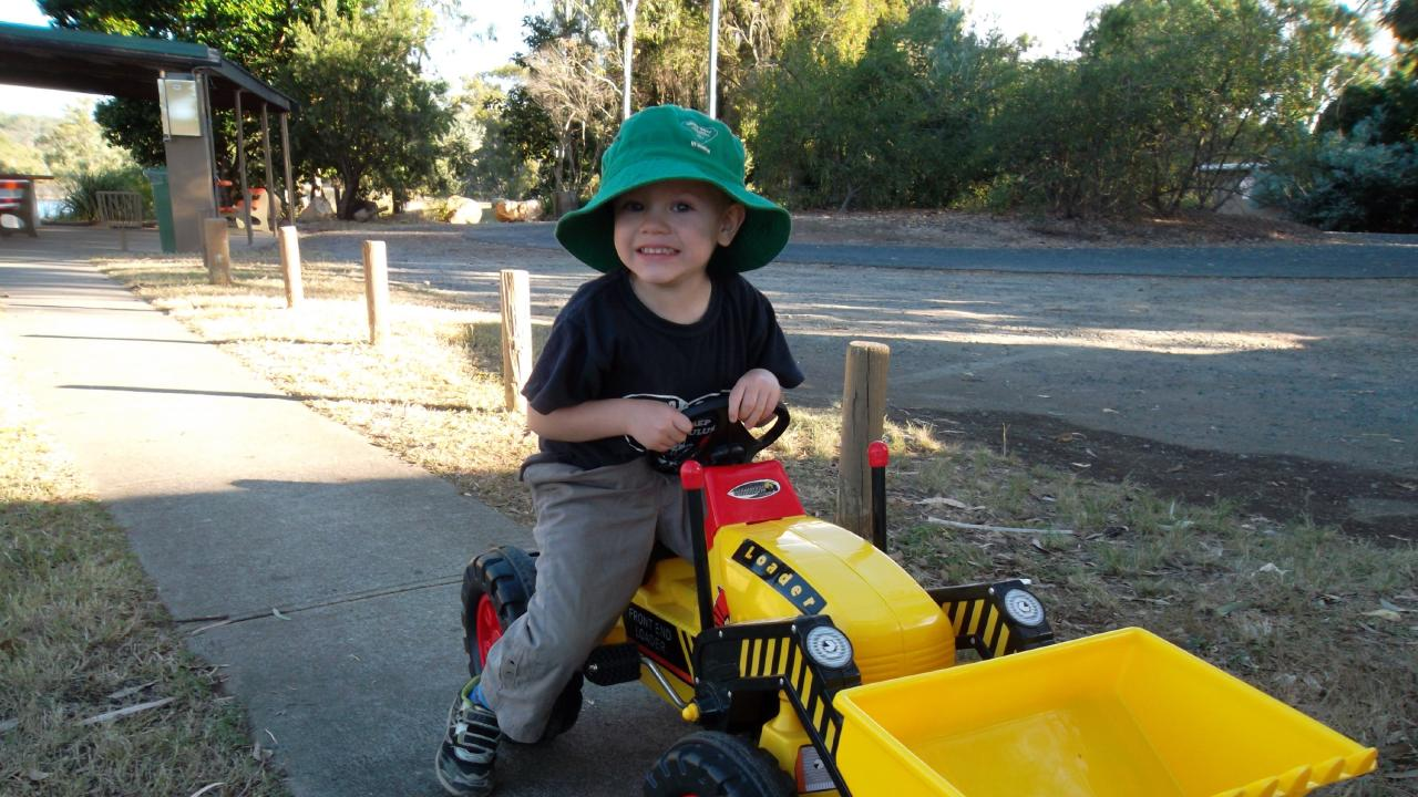 Six-year-old Jared Bannah's death rocked the tight-knit community.