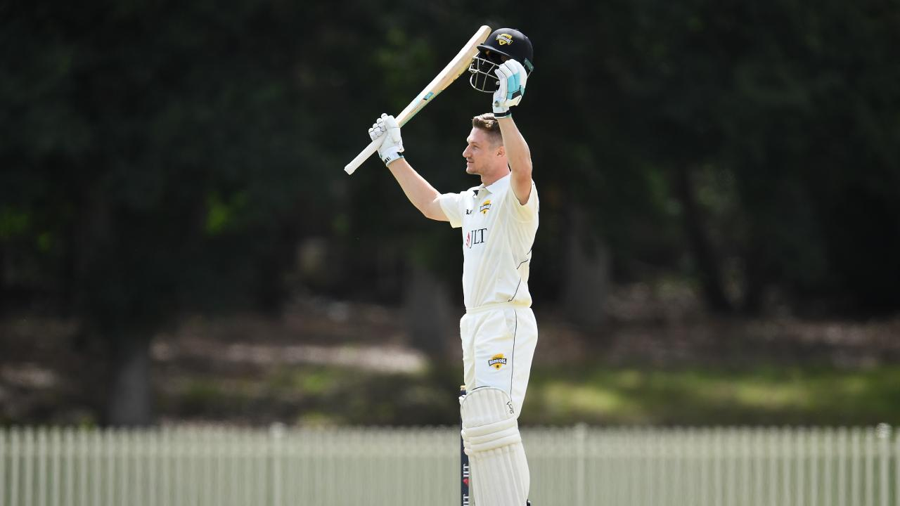 Bancroft's Shield average over the past two seasons is a whopping 102.43 runs off 154.10 balls.