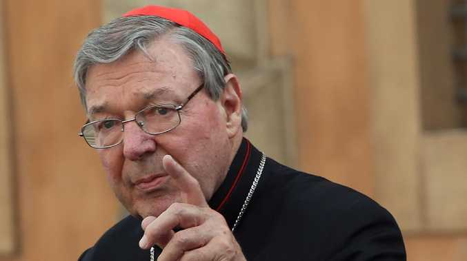 Pell has always denied the claims. Picture: Franco Origlia/Getty