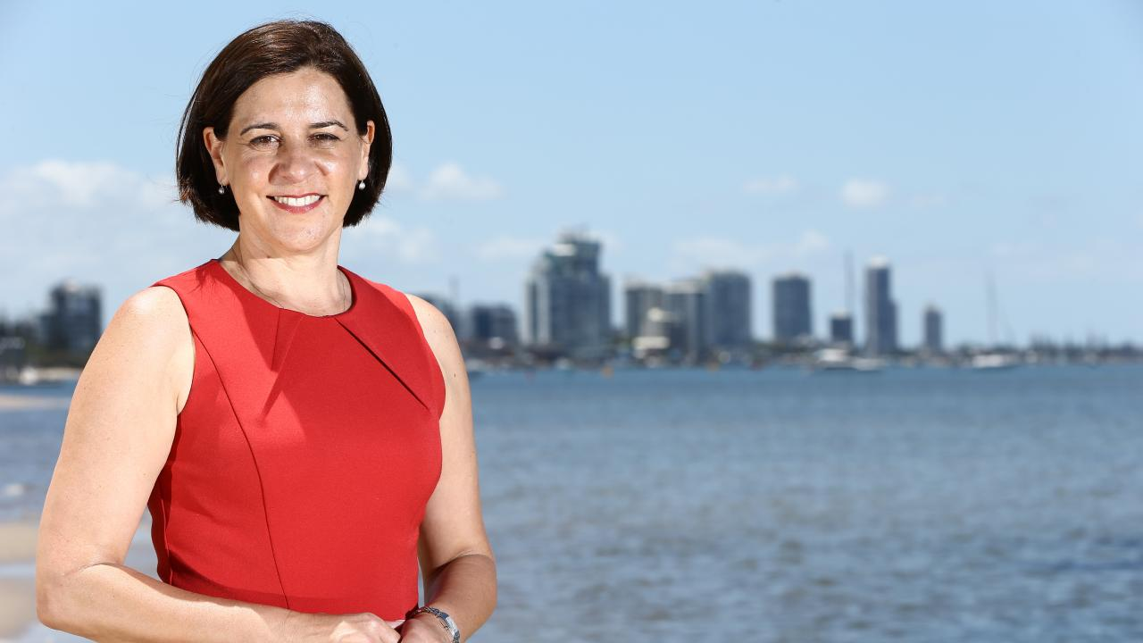 Opposition leader Deb Frecklington