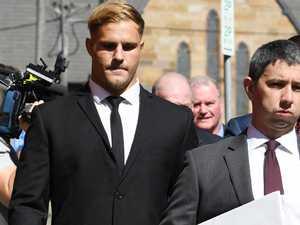 "Judge: NRL gets it wrong with de Belin ""ban"""