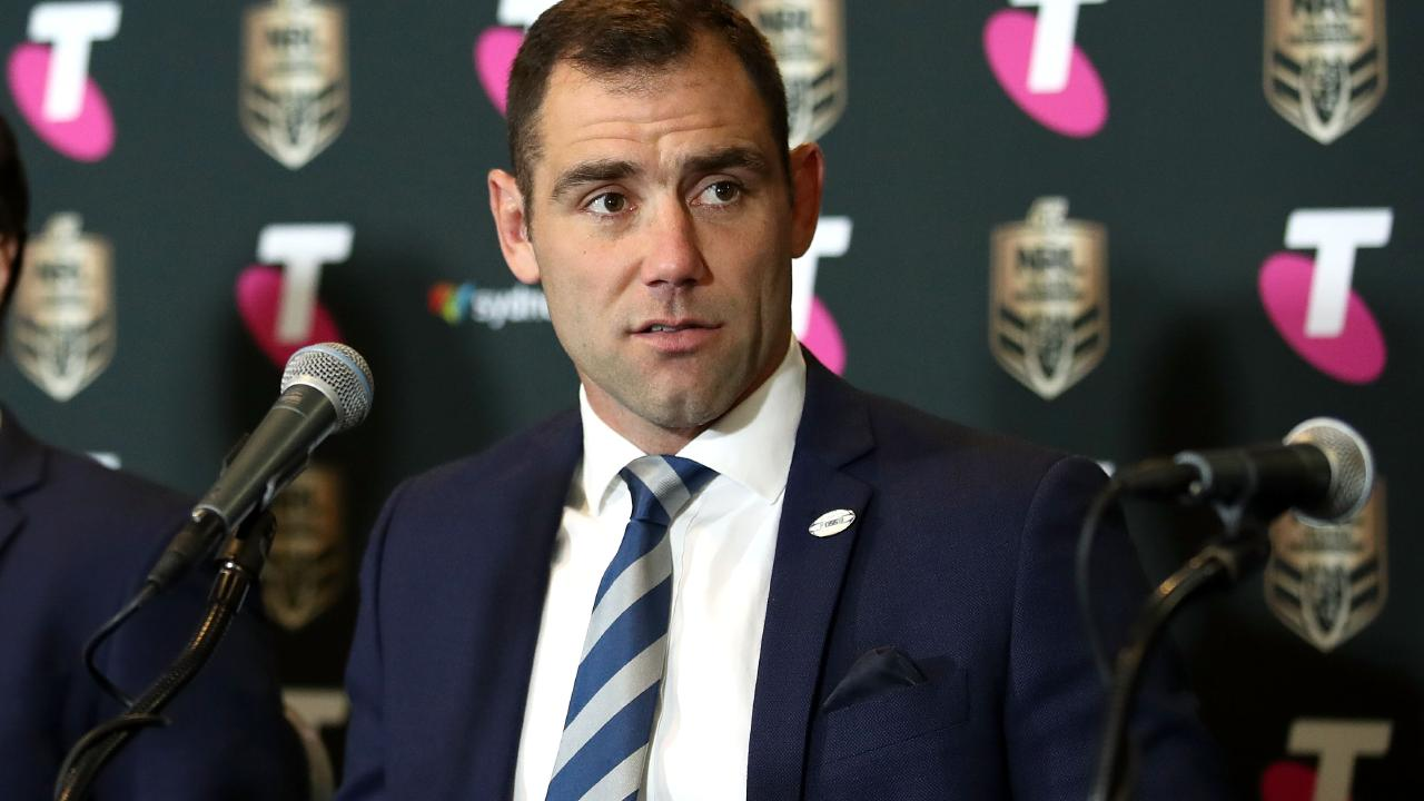 Cameron Smith could be forced to sit out the opening round due to salary cap issues. (Photo by Cameron Spencer/Getty Images)