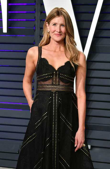 Laura Dern at the Vanity Fair party. Picture: Getty Images