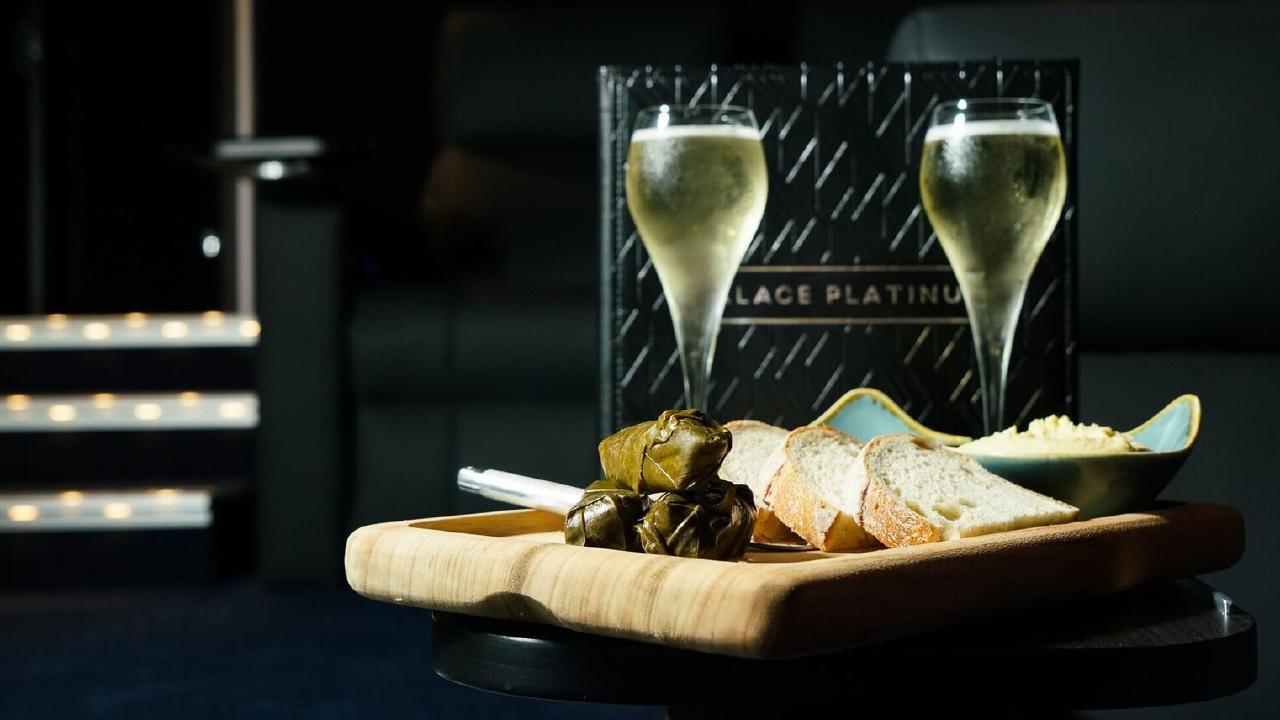 Gourmet board, Palace Platinum