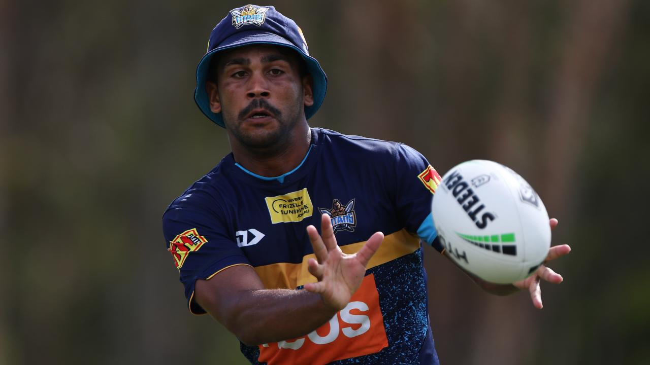 After a rocky start, Tyrone Peachey is another big name for the team. (Jason O'Brien)