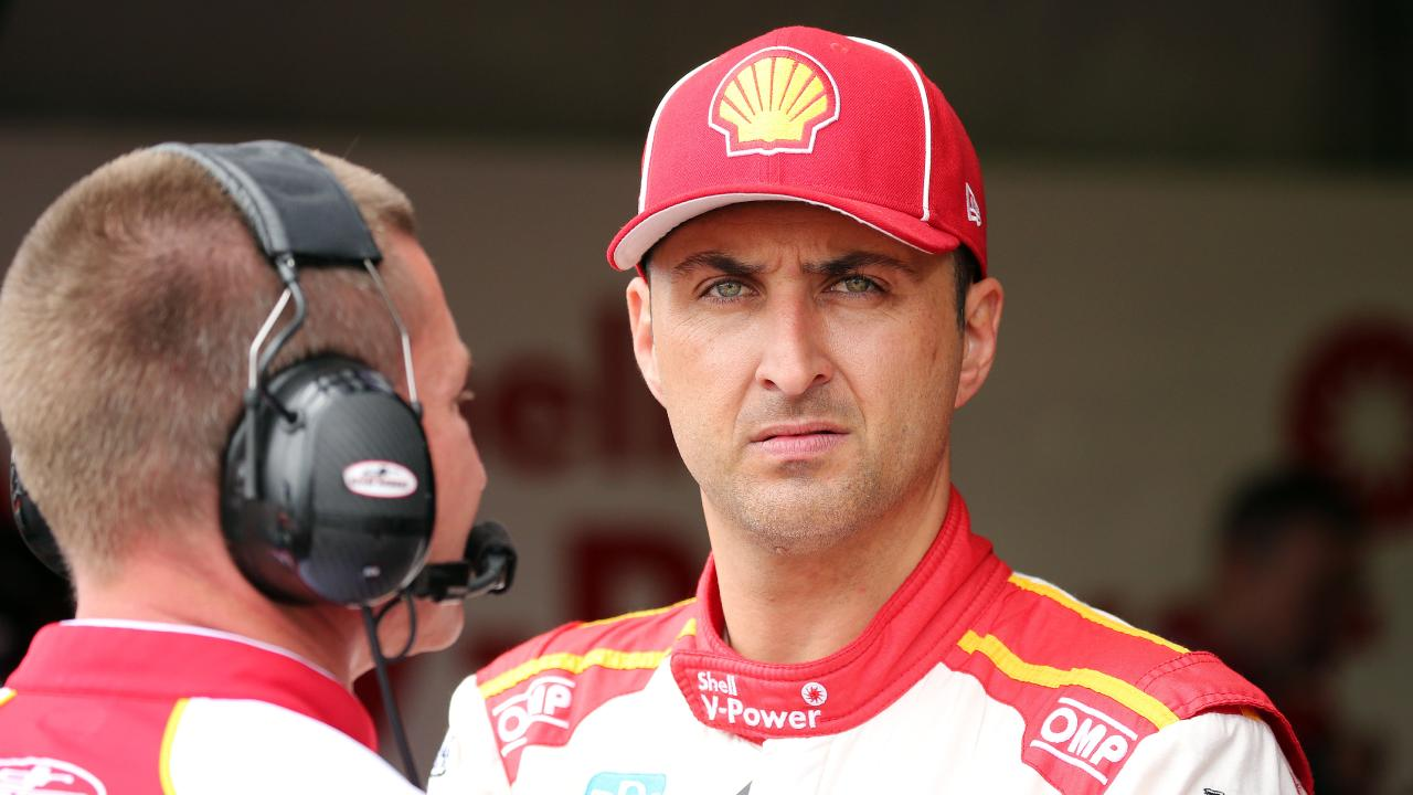 Fabian Coulthard is aiming to impress in the Adelaide 500. Picture: Tim Hunter
